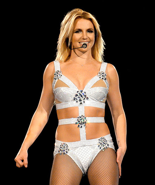 wiki britney spears products