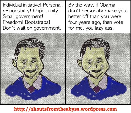 mitt romney comic strip willard