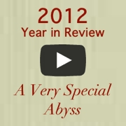 A Very Special Abyss: 2012 Year In Review