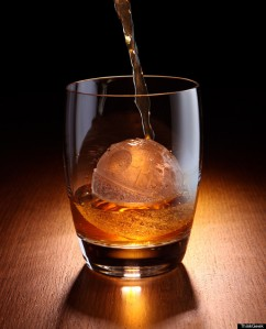 How many times do I have to tell you that Star Trek and Star Wars a not the ... wait. Is that whiskey, my love?