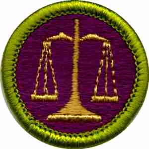 Merit Badge of Legalese. Never earned by yours truly.