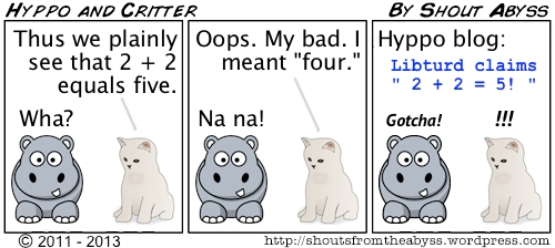 Hyppo and Critter