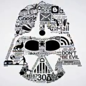 google-as-darth-vader