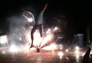 Fireworks-Idiot