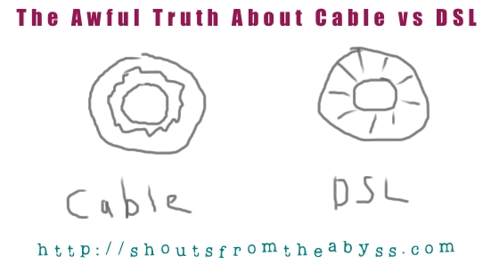 Cable vs DSL